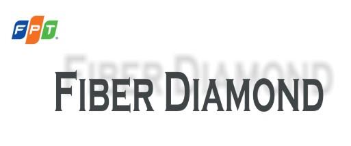 cap quang fiber diamond