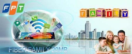 cap quang fiber family