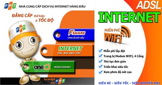 lap internet fpt